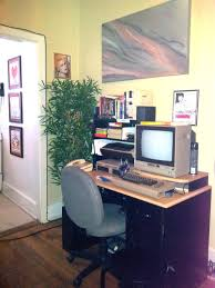 80s Style In A Home Office