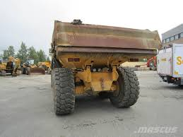 Volvo -a35d - Articulated Dump Truck (ADT) For Rent, Year Of ...
