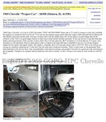 This Chevelle Carries A Storied Past, And Was Found In Storage Unit Chicago Craigslist Org Cars Best Car 2017 Enchanting St George By Owner Gift Classic Amazing And Trucks 268 1970 Volvo P1800e Coupe Lands On 10 Al Capone May Have Driven Long Hauler 1978 Chevrolet C30 Illinois Used Online Help For And New 2019 Ram 1500 Sale Near Il Naperville Lease Auto For Sale Il Ltt Decatur By Vehicle In