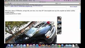 100 Craigslist Yuma Arizona Cars And Trucks Austin TX Used Online For Sale By Owner Options By