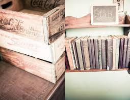 Vintage Books Wedding Ideas