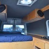 Sprinter RV DIY Conversion Gallery