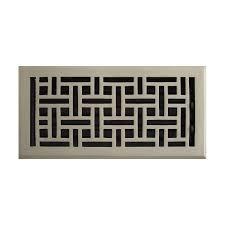 Used Floor Furnace Grates by Wicker Style Solid Brass Floor Register Registers Hardware
