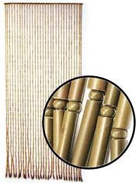 Bamboo Bead Curtains For Doorways by Best 25 Bamboo Beaded Curtains Ideas On Pinterest Bead Curtains