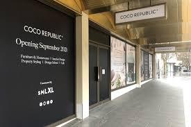 101 Coco Republic Warehouse Construction Site Public Service Building Among New Act Covid 19 Exposure Sites Abc News