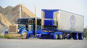 Trucking | Custom Big Rigs | Pinterest | Trucks, Peterbilt And Semi ...
