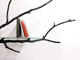 100 Tree Branch Bookshelves Artist Transforms A Fallen Tree Branch Into A Unique And Beautiful