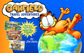 Garfield Halloween Special by Garfield Travel Adventures Turtleback U0026 Library Binding