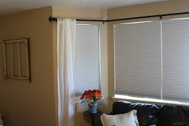 Kmart Double Curtain Rods by 29 Best Traversing Decorative Curtain Rods For Large Windows Bay