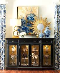 Dining Room Buffet Or Sideboard With Marble Sideboards Inspiring Living Hutch Furniture For Ideas Luxurious Black