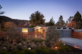 100 Eichler Landscaping Appleberry Drive Residence Landscapeexterior Building Lab