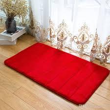 großhandel rectangle badezimmer mats moderne weiche teppiche boden fußmatte badteppich anti rutsch teppich für toilette duschmatte badezimmer set
