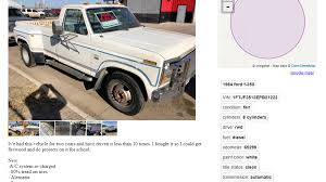 Found On Montana Craigslist: International Edition Ford Diesel Trucks For Sale Craigslist Truck And Van Just Another Funny Posting Forum Is This A Scam The Fast Lane San Antonio Dodge Used Cars Broken Arrow Ok Jimmy Long 9750 Could This Custom 1993 Chevy Dually Tow Line Ten Worst Deals On Right Now Houston Texas 2008 Ford F450 4x4 Super Crew Summary Dallas Amp