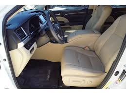 2014 Toyota Highlander Captains Chairs by 2014 Toyota Highlander Limited Platinum 4dr Suv In Denton Tx