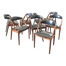 Set Of 8 Danish Teak Dining Chairs By Kai Kristiansen Mid Century Danish Modern Teak Upholstered Ding Chairs Set Of 6 By Niels Otto Moller For Jl Mller 1950s How To Re Upholster The Backs Midcentury 1960s 8 Kfoed 4 Vintage Midcentury Style Curved Back Walnut Oak Style Ding Chairs 1970s 88233 Fuchsia Chair Dania Fniture Weber Black Shell Seat Details About 2 Wegner Elbow Midcent Finish Solid Wood Frme Picked Amazoncom Glj Fashion Nordic Designer G Plan Solid Teak New Upholstery Mid Century Modern K Larsen Influenced