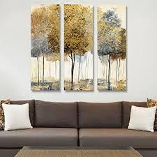 Three Piece Wall Art 9 3 Abstract Decorative Prints