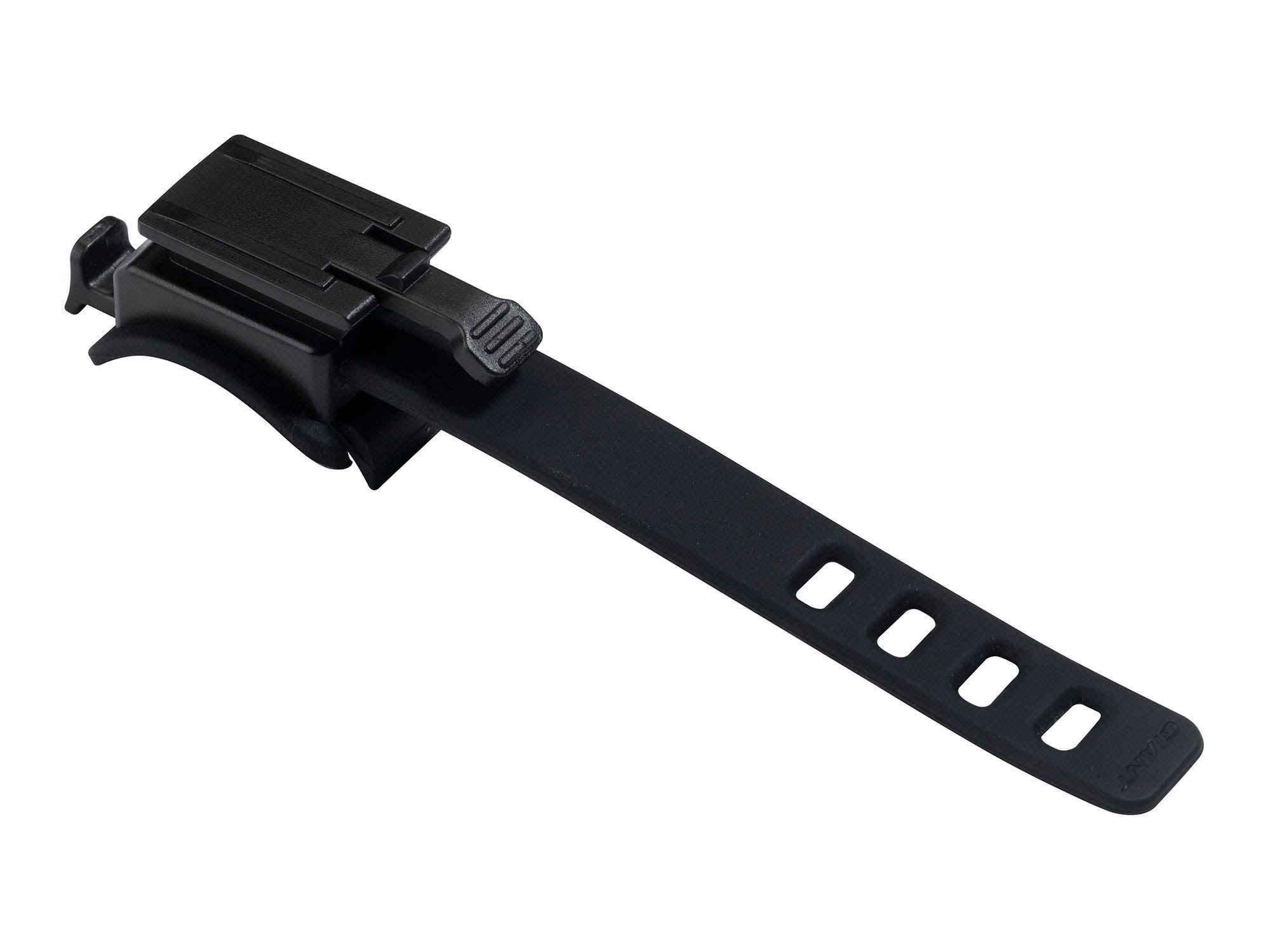 Giant Recon Light Rubber Strap Mount Black