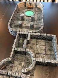 3d Dungeon Tiles Uk by Beasts Of War Groups Hobby U0026 Painting Town Square Forum 3d