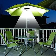 Outdoor Umbrella Light Umbrella Pole Light For Patio Umbrellas