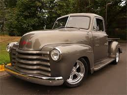 100 Classic Chevrolet Trucks For Sale 1953 Pickup For Carscom CC1138112