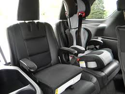 Ford Explorer Captains Chairs Second Row by Carseatblog The Most Trusted Source For Car Seat Reviews Ratings