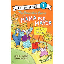 Berenstain Bears And Mama For Mayor Hardcover Jan