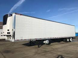 100 Truck Reefer 2014 Great Dane 53x102 Carrier Trailer Smart Aero