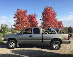 Silverado Bed Extender by Silverado Crew Cab Vs Double Cab For Hauling Bike Moto Related