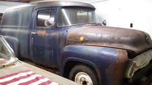 1956 Ford F100 Panel Truck For Sale | Khosh Chevrolet Suburban Classics For Sale On Autotrader 1940 Gmc Panel Truck Classiccarscom Cc1018603 1957 Napco Civil Defense Super Rare 1958 Apache T150 Harrisburg 2016 Dans Garage Vans Campers Buses 1948 In Parkers Prairie Minnesota 194755 1956 Ford F100 Wallpapers Vehicles Hq 1959 Chevy Van Types Of 1950 3100 Pickup Frame Off Restoration Real Muscle Home Farm Fresh Sale Hemmings Motor News 55