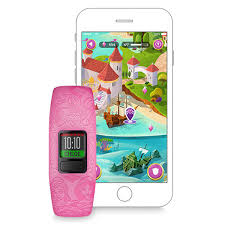 Disney Princess Vivofit Jr 2 Fitness Tracker For Kids By Garmin