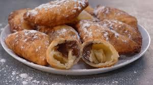 dessert rapide chocolat banane recette facile des beignets empanadas banane nutella