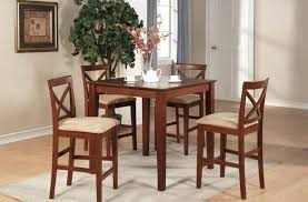 Pub Style Dining Room Sets Bistro Kitchen Table Small And Chairs Cheap Height