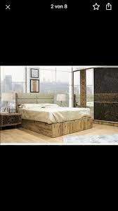 neu schlafzimmer set schrank kommoden spiegelschrank bett