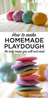 Pumpkin Spice Jello Playdough by The Best Playdough Recipe Tinkerlab