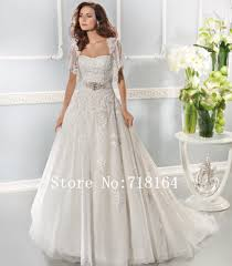 top romantic white ivory country western wedding dresses