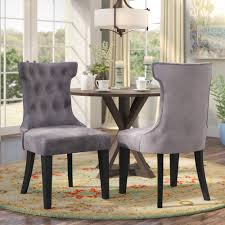 Most Comfortable Dining Chairs You'll Love In 2019   Wayfair Room Glider Dinette Fniture Oversized Pics Edge Wooden Chairs Herman Miller Sherrill Company Made In America Living On Wheels Awesome With Kitchen With Casters And Arms Arm Designs 7 Things You Need To Know Before Decorating Your House Fupping Chair Swivel Club For Comfy Leather Ding And Nebraska Mart On Sale Spokane Valley Wa Post Pallet Fniture 36 Cool Examples You Can Diy Curbed Ashley Homestore Capital Discount Sofas Tables Mattrses