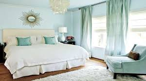 Light Blue Walls Bedroom
