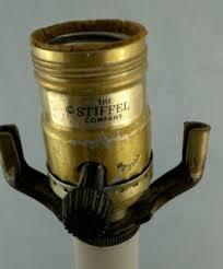 Stiffel Floor Lamp Pole Switch by Vintage Stiffel Brass Torchiere Floor Lamp With Pole Switch