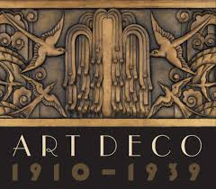 deco typography history deco card deco style