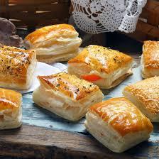 recette feuilleté pomme fromage facile rapide