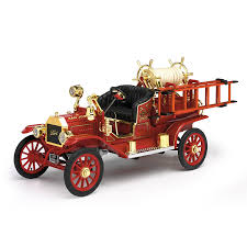100 Fire Truck Accessories Buy 118Scale Ford Model T 1914 Engine Diecast With