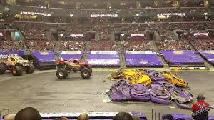 100 Monster Truck Show Miami Jam In BBT Sunrise Florida August 13