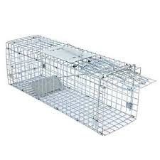 live cat trap live animal trap large rodent cage garden rabbit raccoon cat