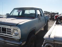 1976 Dodge-Truck 1/2 (#76DT5449) | Desert Valley Auto Parts 1976 Dodge Dw Truck For Sale Near Volo Illinois 60073 Classics 76 2017 Charger D100 440 Adventurer Pickup Matt Garrett W300sold As Parts Only Falmouth Ma 02540 Property Room Dodge Cummins Cversion Diesel Resource 1b7hc16z9ts640710 1996 Red Dodge Ram 1500 On Sale In Ca So 1978 Warlock V8 Mopar Muscle Youtube Ramcharger Information And Photos Momentcar D5n 500 Truck Taken A Flickr