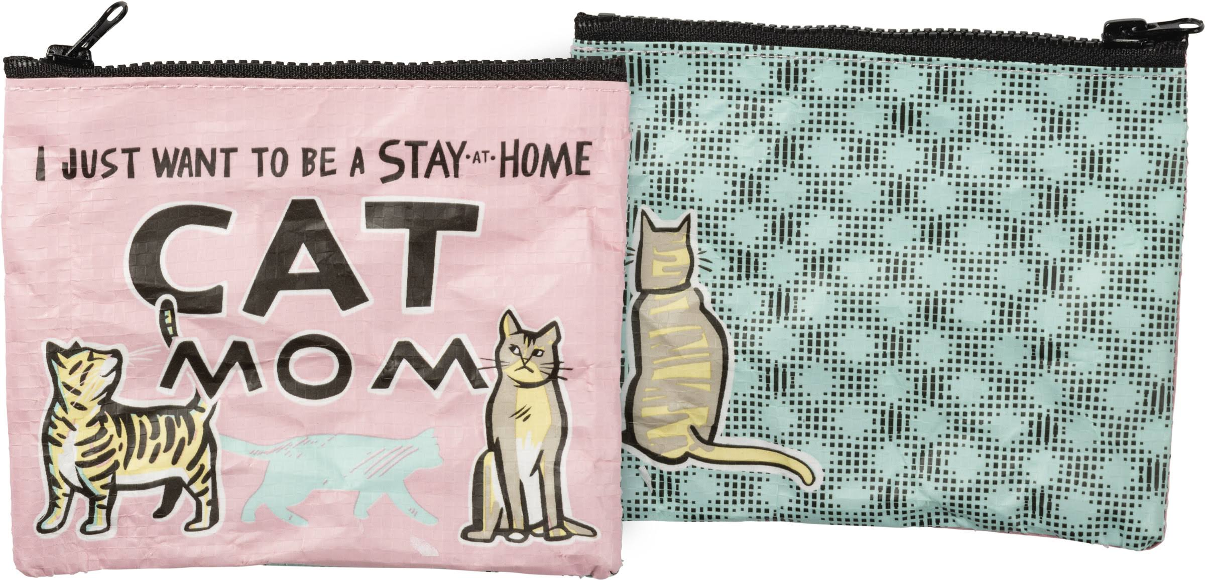 Primitives by Kathy Zipper Wallet - Stay at Home Cat Mom