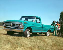 100 Best Selling Pickup Truck The Ford FSeries 40 Years As USAs Community