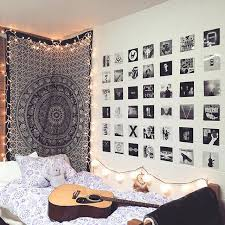 University Student Room Decoration Ideas Best Cool Dorm Rooms On Bohemian Grunge Bedroom Indie