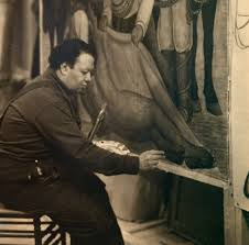 Famous Mexican Mural Artists by Diego Rivera Murals For The Museum Of Modern Art Ortolan Studio