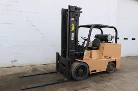 100 Yale Lift Trucks 12000 Lb GLC120SBV106 Forklift Lp Gas 130 Height 515