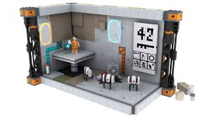 Portal 2 Sentry Turret Usb Desk Defender by Lego Ideas Thinking With Portals Test Chamber Portal